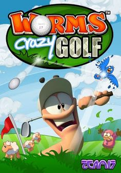 Worms Crazy Golf Full Version