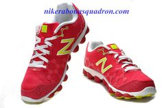 c902ff9754b0 Barefoot Running With The New Balance Minimus Ionix W3090RH1 Womens Vivid  Red Low Volt White Mens