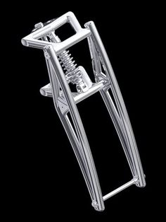 Rubbermount_EFI Girder Forks? Anyone got them on a late model? - The Sportster and Buell Motorcycle Forum