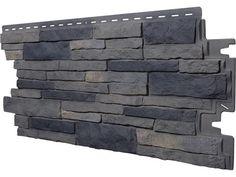 Nailon Stone Wall Plus Lewiston Crest Panel - W 44 - H 19 - Thick Faux Brick Wall Panels, Stone Siding Panels, Faux Stone Siding, Stone Wall Panels, Brick Wall Paneling, Faux Stone Walls, Stone Accent Walls, Faux Panels, Outdoor Wall Panels