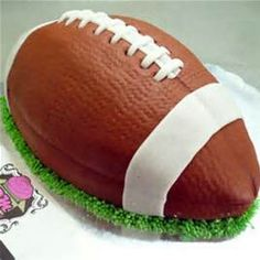 balon de fotboll americano.