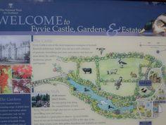 Fyvie Castle, Scotland
