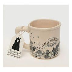 David Hakken- Lieke- Your Big Tea Mug | Dwell