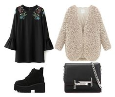 """♡"" by iojikxamiak on Polyvore featuring Tod's"