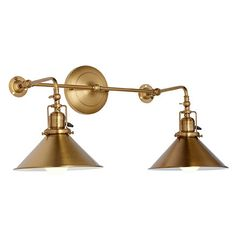 Shop Grandview lighting collection at Rejuvenation. Find industrial style table lamps, chandeliers, wall sconces and more. Bathroom Ceiling Light, Bathroom Sconces, Kitchen Lighting Fixtures, Wall Sconce Lighting, Wall Sconces, Light Fixtures, Wall Lamps, Vanity Lighting, Master Bathroom