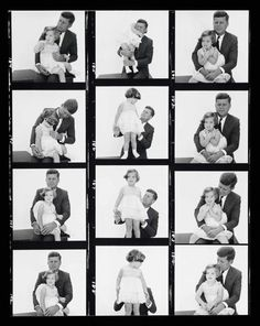 The Kennedys: Portrait of a family (by Richard Avedon)