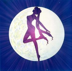 Sailor Moon~Moon Silhouette