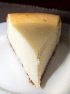 America's Test Kitchen New York Cheesecake