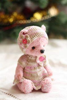 Agatha by By Olga Nechaeva | Bear Pile