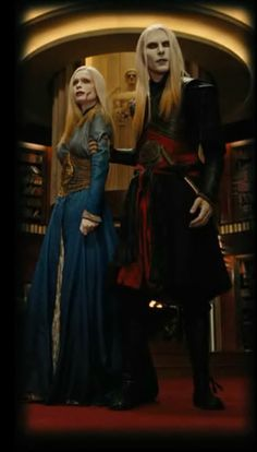 """Courtney Leigh and the World: Top 10 Movie Costumes Countdown: # 7 """"Hellboy II: The Golden Army"""".  I LOVED the two REALLY adorable dresses that Anna Walton wore in this movie."""