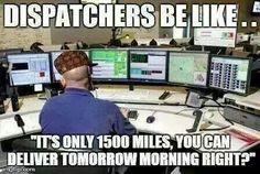 33 Best Dispatchers Images Big Rig Trucks Semi Trucks Truck Drivers