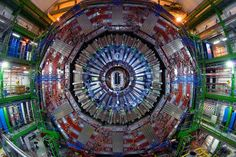 The Large Hadron Collider.  Photo: CMS Collaboration/dapd via AP