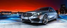 The 2014 Mercedes-Benz E-Class is a Top Safety Pick +