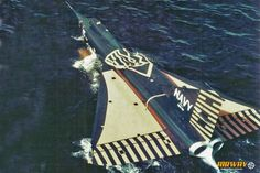 O primeiro Sea Dart prepara-se para decolar pela primeira vez em abril de 1953