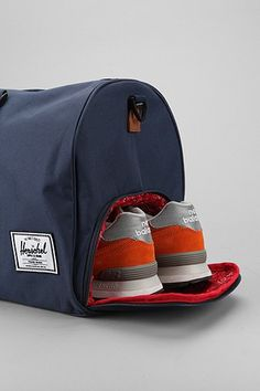 New Balance X Herschel Supply Co. Novel Duffle Bag - Great way to keep smelly trainers separately to your other clothes.