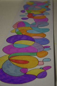 I remember doing this in elementary school...so much fun!! <3