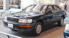 バブル期・1989年生まれの名車7台といえば。 | CarTube[カーチューブ] トヨタ・セルシオ