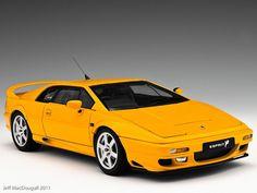 Lotus Esprit V8 by vegasracer, via Flickr