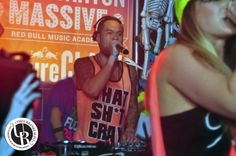 TheUrbanRealist - UR ENTERTAINED: Red Bull's Culture Clash Rocks Miami