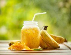 3 Super Healthy and Healing Smoothie Recipes Smoothie Recipes, Smoothies, Mango Banana Smoothie, Raw Coconut, Healthy Summer Recipes, Anti Inflammatory Recipes, Skin Food, Raw Food Recipes, Keto