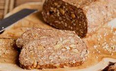 A gluten-free bread - gut-friendly and healthy- Ein glutenfreies Brot – darmfreundlich und gesund The gut-friendly bread – gluten-free - Granola Sin Gluten, Cereal Sin Gluten, Pan Sin Gluten, Gluten Free Cinnamon Rolls, Gluten Free Baking, Gluten Free Recipes, Oats Recipes, Baking Recipes, Gluten Free Meatloaf