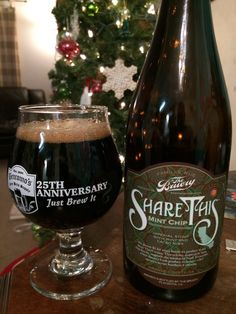 The Bruery 'Share This: Mint Chip' Imperial Stout