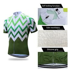 242d0fcc6 Coconut Pro Team Men s Cycling Jersey Bib Shorts With 3D Padded (XXX-Large