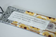 The Ellie Bracelet.....these unique bracelets feature scripture by hydeandseekuniques $25.00