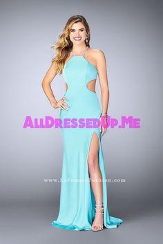 La Femme - 24009 - All Dressed Up, Prom Dress