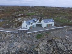 Eco Home, Connemara, Co. Connemara, Beautiful Architecture, Architecture Design, Residential Architecture, House Designs Ireland, Modern Bungalow House, Bungalow Bedroom, Bungalow Extensions, House Outside Design