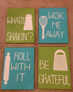 Custom Made Quote Canvases. by ClassyCanvasByMaddie on Etsy, $25.00