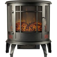 Found it at Wayfair - Regal 400 Square Foot Electric Stove