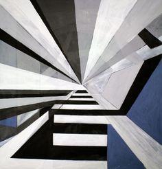 "Saatchi Online Artist: Jean Alexander Frater; Acrylic 2013 Painting ""niche"""