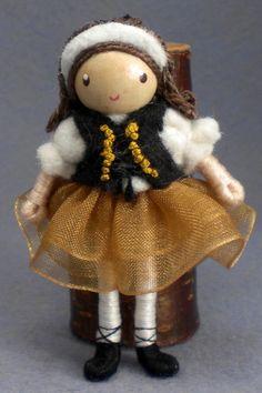 Irish dancer bendy doll | por PNTdolls