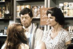 "The Waltons Storekeeper | Joe Conley played storekeeper Ike Godsey on ""The Waltons."" Ronnie ..."