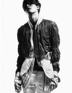 Nice Black Mens Fashion Zippertravel... Check more at http://24store.ml/fashion/black-mens-fashion-zippertravel/