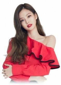 oh no red and jenny both are dangerous Kpop Girl Groups, Korean Girl Groups, Kpop Girls, Blackpink Jennie, Asian Woman, Asian Girl, Foto Rose, Mode Kpop, Black Pink Kpop