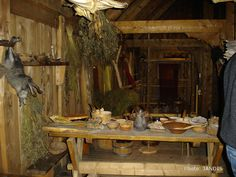 The reconstructed residence of a Viking Chieftain's residence - Lofoten Viking Museum, photo Jandis