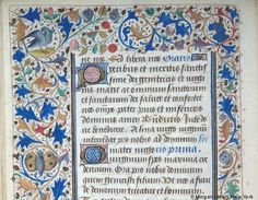 Book of Hours, MS M.28 fol. 26v - Images from Medieval and Renaissance Manuscripts - The Morgan Library & Museum