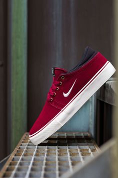 Nike SB Zoom Team Edition 'Team Red'