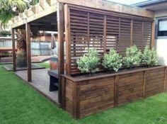 Hot Tub Backyard, Small Backyard Patio, Backyard Gazebo, Backyard Privacy, Backyard Patio Designs, Pergola Designs, Pergola Patio, Pergola Ideas, Modern Pergola