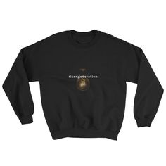 The Mannish, Sweatshirt shows our Ram's Head on White Logo and says that you have the strength and skills to survive in nature or the concrete jungle. Friends Sweatshirt, Crew Neck Sweatshirt, Pullover, Graphic Sweatshirt, Graphic Tees, Mens Sweatshirts, Hoodies, Black Sweaters, Yellow