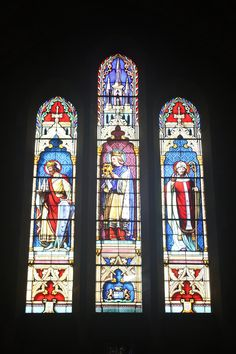 https://flic.kr/p/ipB7Hi | Chantelle | Chantelle is a small rural commune in the Allier département of the Auvergne region of central France.  In 2010 it had a population of 1,072.  A stained glass window in the Église Saint Nicolas.
