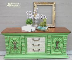 It's not easy being green - but these gorgeous designs make it look so simple!