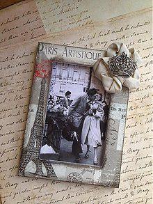 Rámiky - Na foto z Paríža .... - 2873750