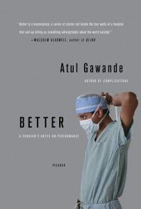 Atul Gawande, MD, MPH, is a surgeon, writer, and public health researcher. He practices general and endocrine surgery at Brigham and Women's Hospital and is professor in both the Department of Health Policy and Management at the Harvard School of Public Health and the Department of Surgery at Harvard Medical School. He is Executive Director of Ariadne Labs, a joint center for health systems innovation, and Chairman of Lifebox, a nonprofit organization making surgery safer globally.