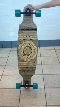 Gypsy Bay longboard  #longboard #summer #skate