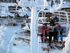 Ruka Ski Resort, Finnish Lapland