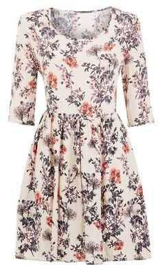 Primark Navy Floral Dress, Price: TBC | Look