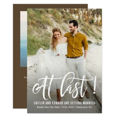 Modern Save The Dates, Save The Date Photos, Save The Date Postcards, Wedding Save The Dates, Save The Date Cards, Save The Date Invitations, Simple Wedding Invitations, Elegant Wedding Invitations, Vintage Wedding Gifts